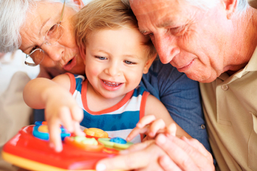 Visitas de los abuelos